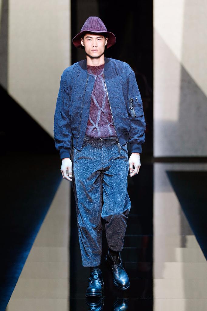 Giorgio Armani Menswear FW1718_#07