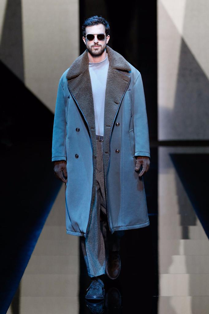 Giorgio Armani Menswear FW1718_#08