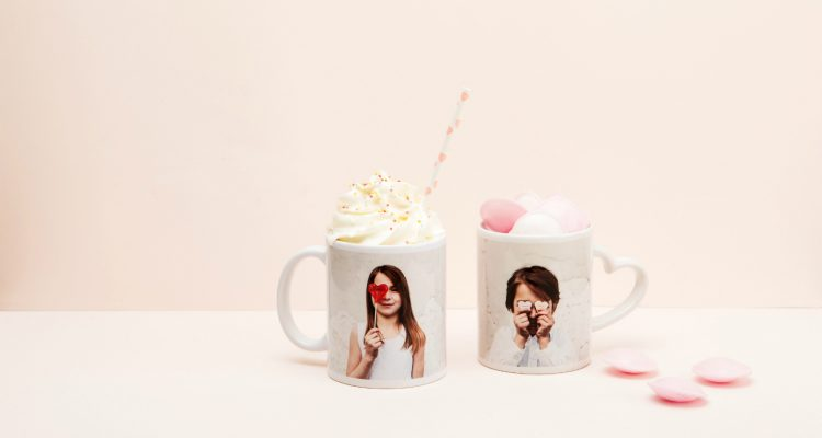 Regali per San Valentino 2017 - Tazza personalizzata