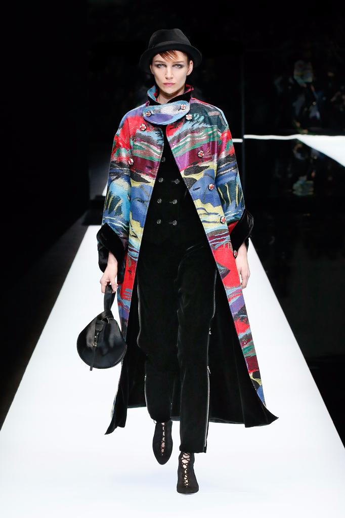 Giorgio Armani Womenswear FW1718_#05