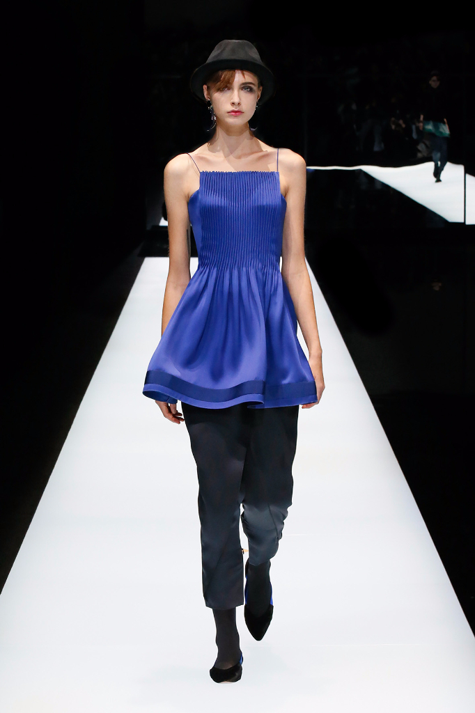 Giorgio Armani Womenswear FW1718_#06