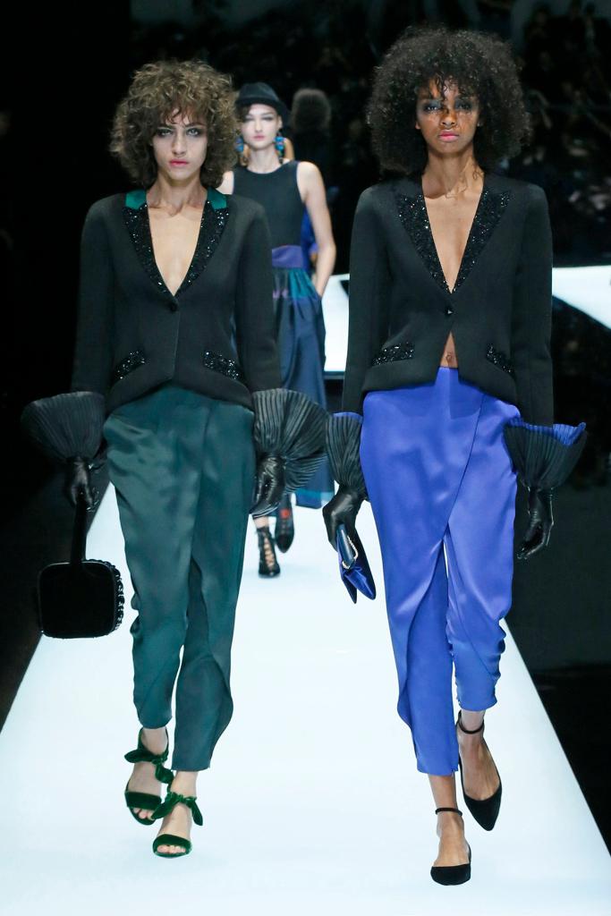 Giorgio Armani Womenswear FW1718_#07