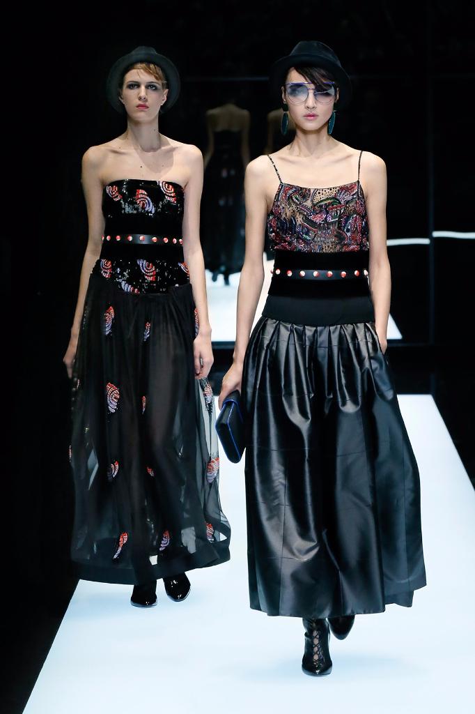 Giorgio Armani Womenswear FW1718_#08