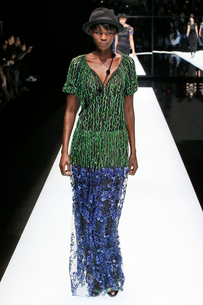 Giorgio Armani Womenswear FW1718_#10