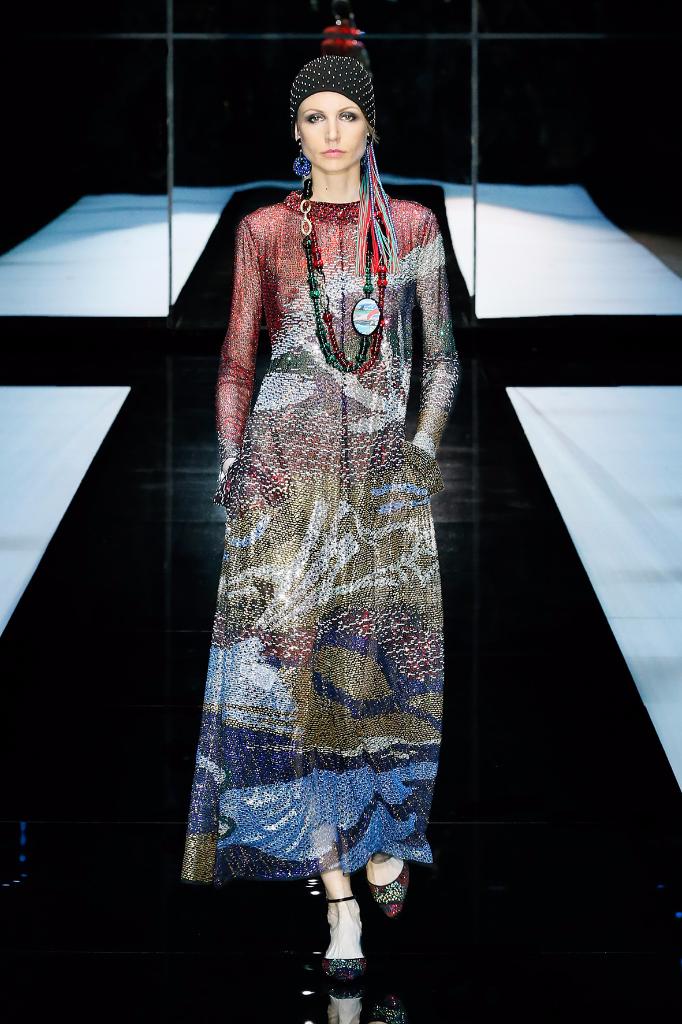Giorgio Armani Womenswear FW1718_#11