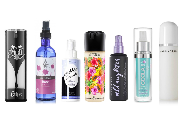 Spray viso