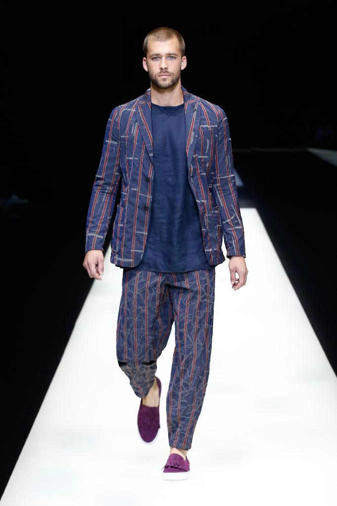 Giorgio Armani Menswear SS18_06
