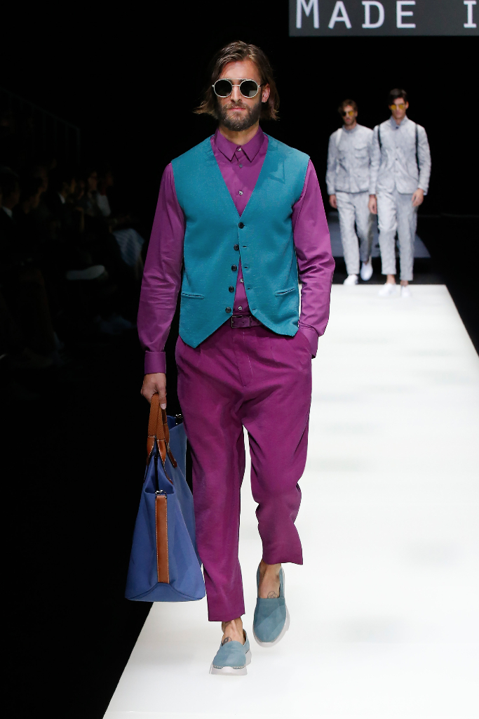 Giorgio Armani Menswear SS18_07