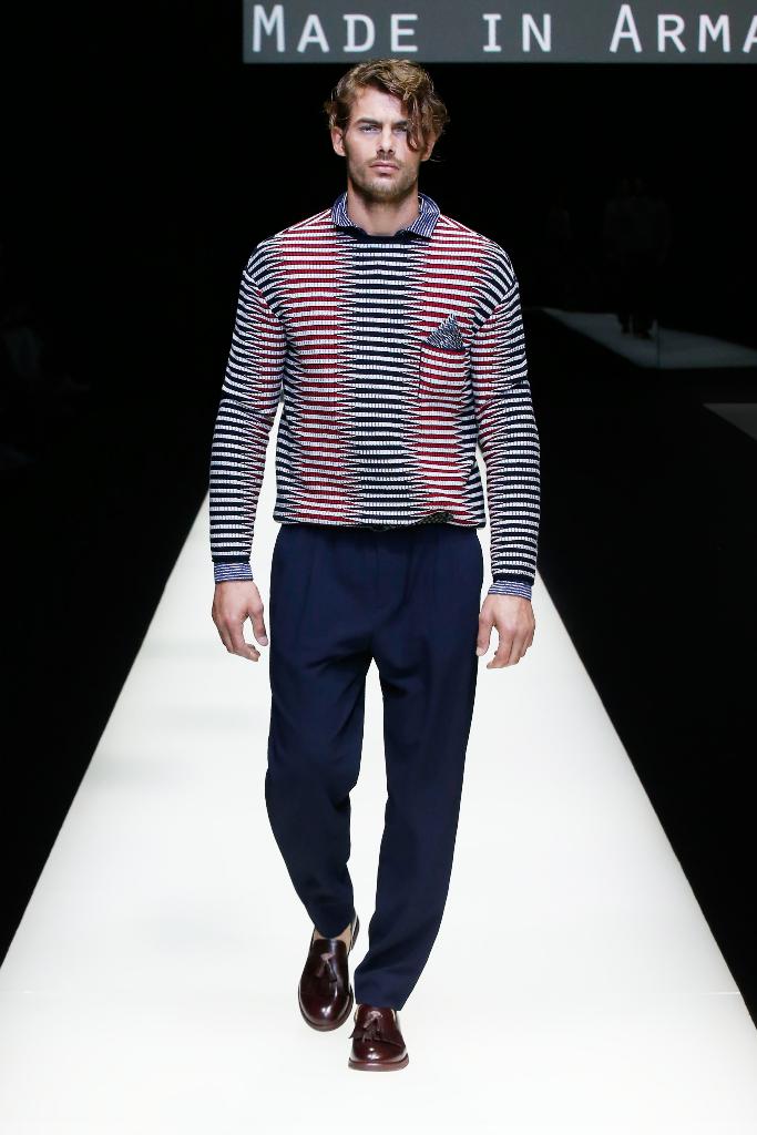 Giorgio Armani Menswear SS18_08