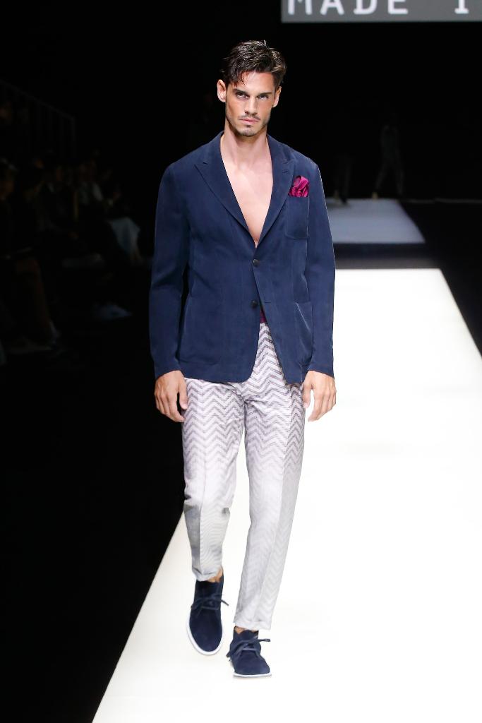 Giorgio Armani Menswear SS18_09