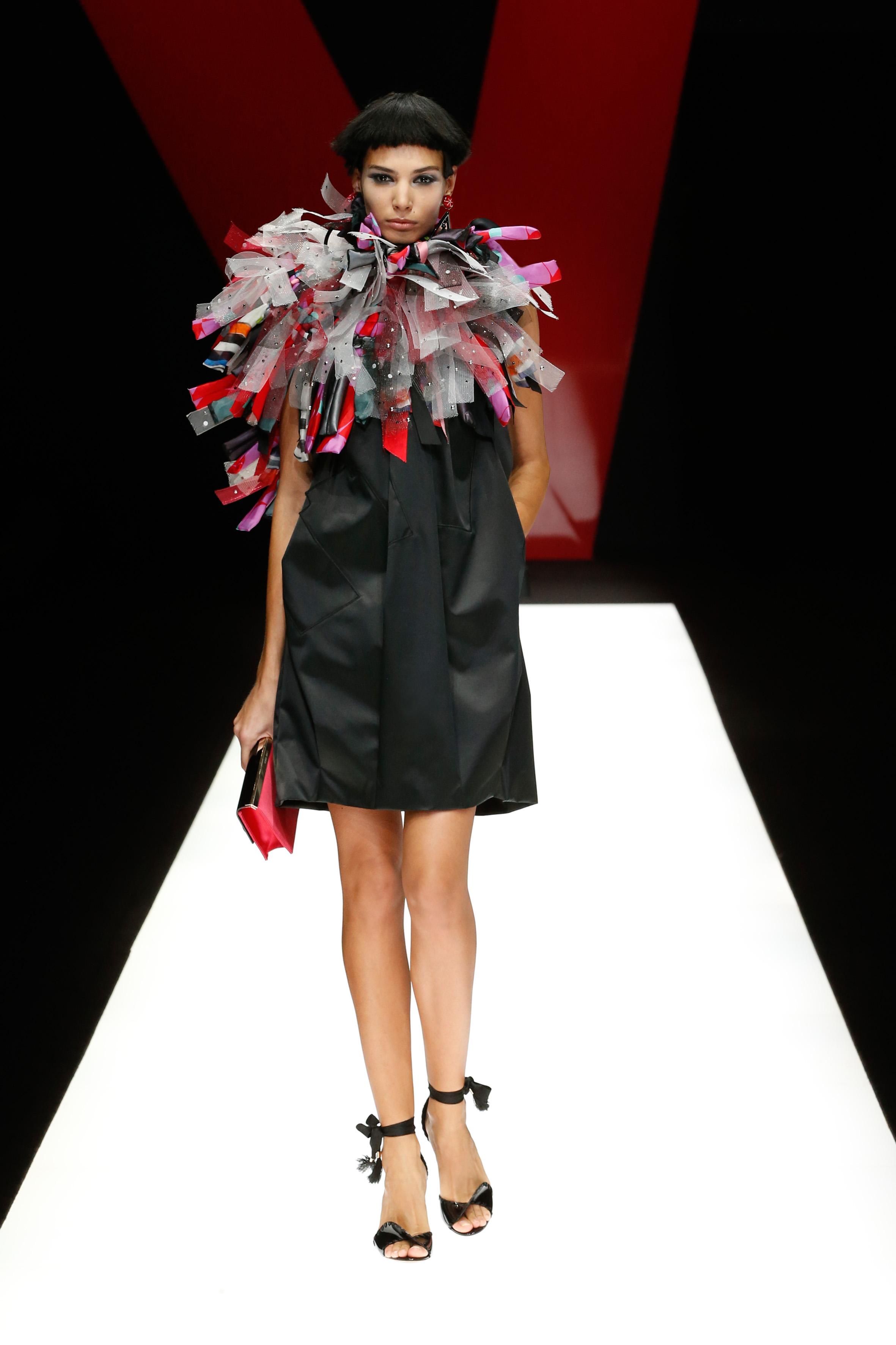 Giorgio Armani Womenswear SS18_#03
