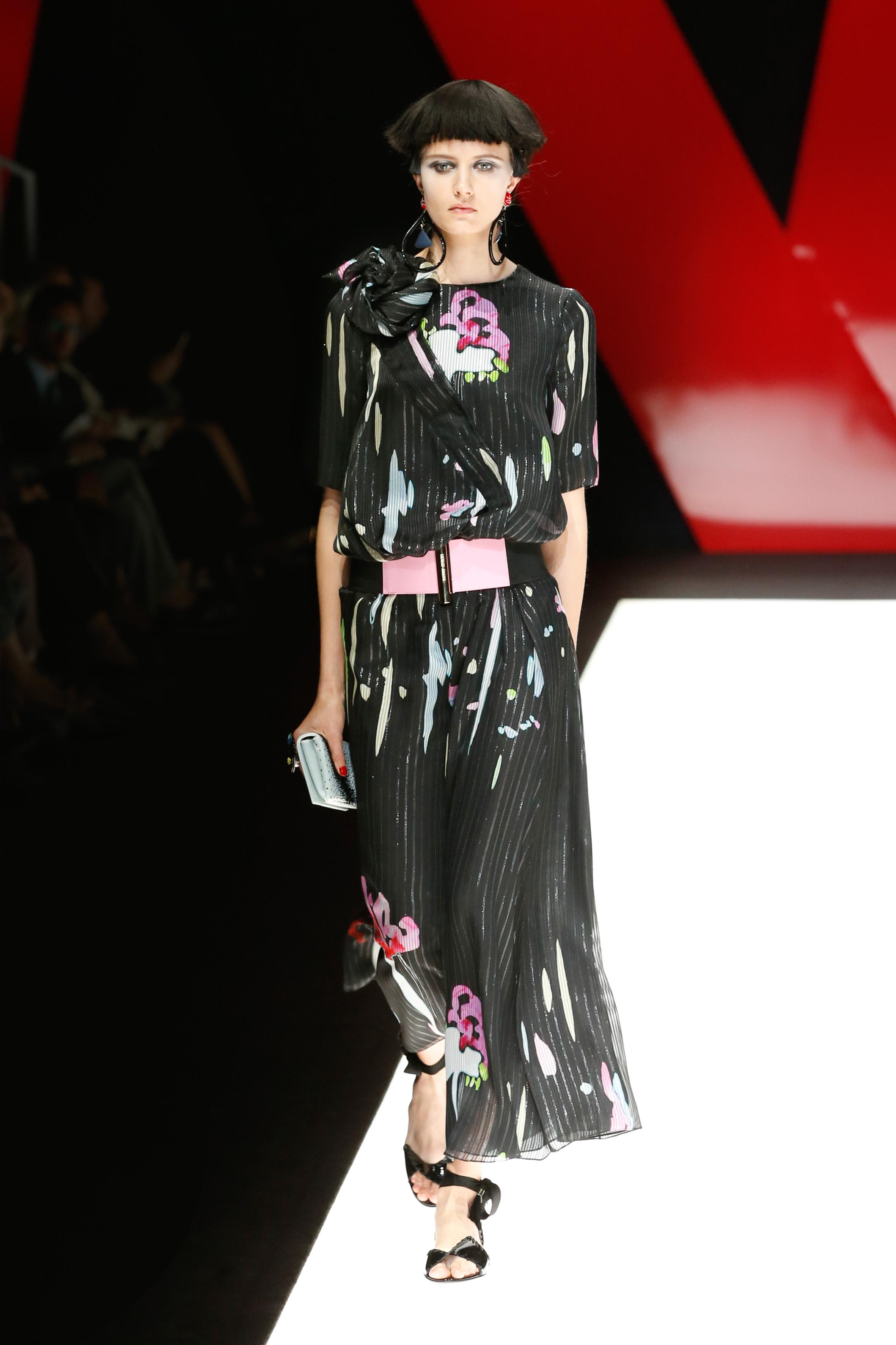 Giorgio Armani Womenswear SS18_#05