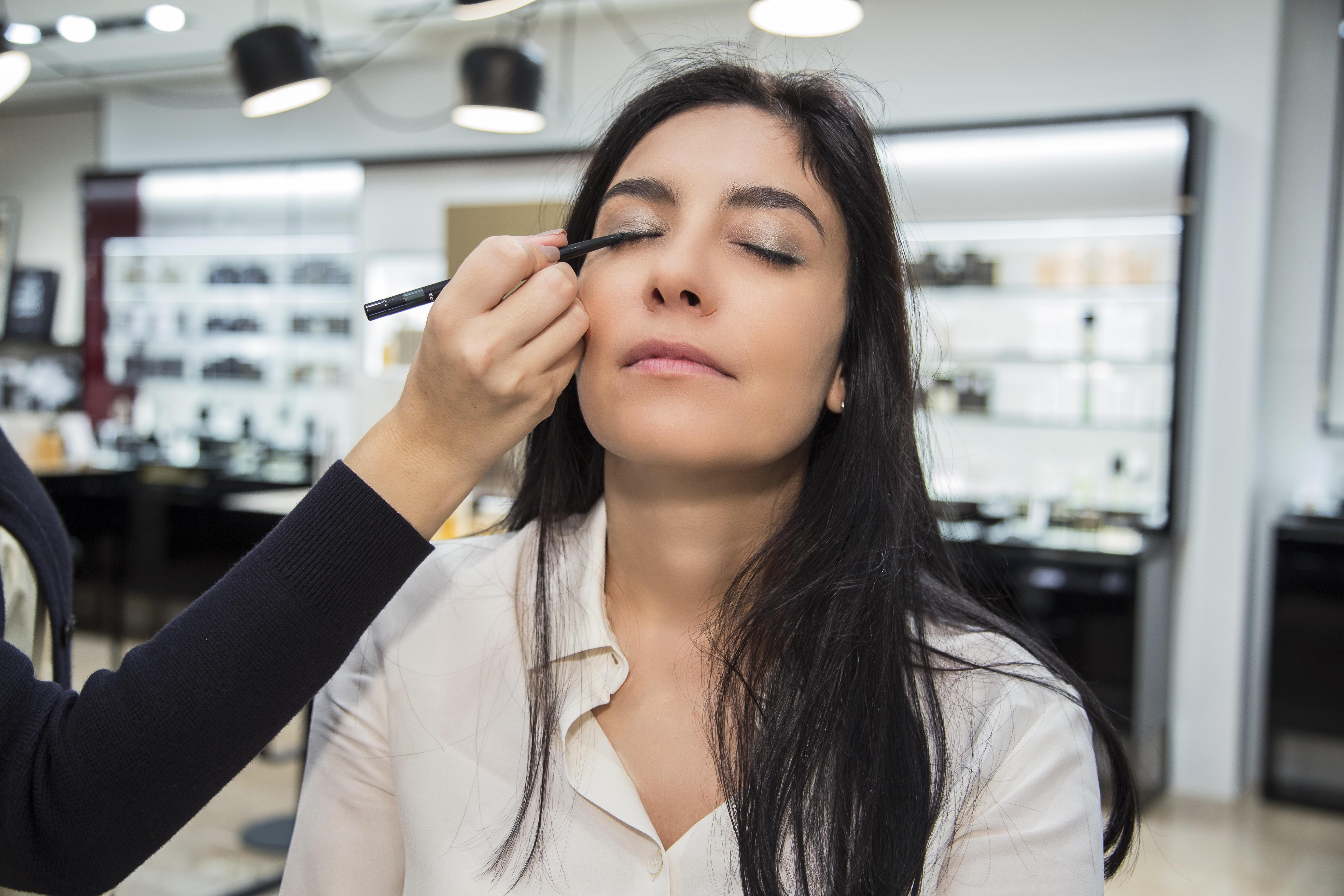 Make-up giorno realizzato con Collection Libre 2017 Chanel