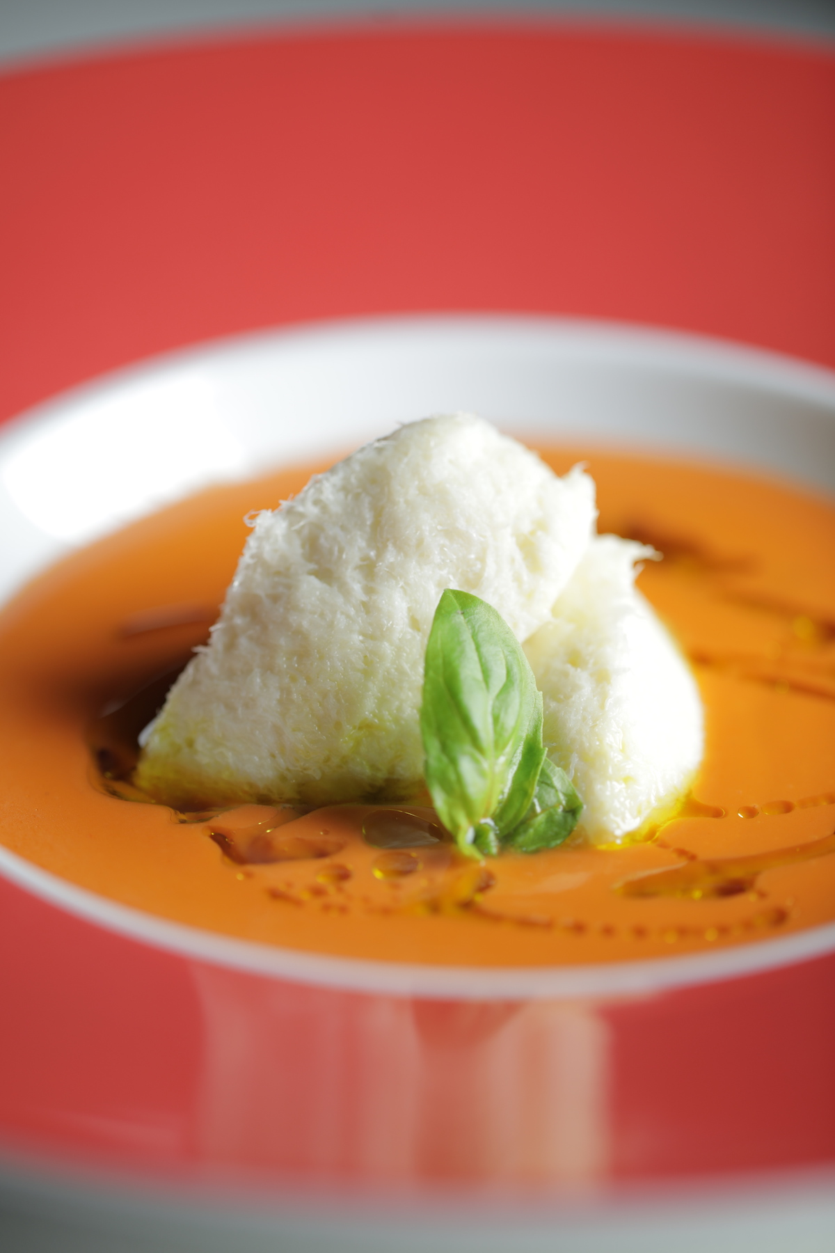 taste of courmayeur - Gazpacho DENIS PEDRON DOMENICO SARONNO