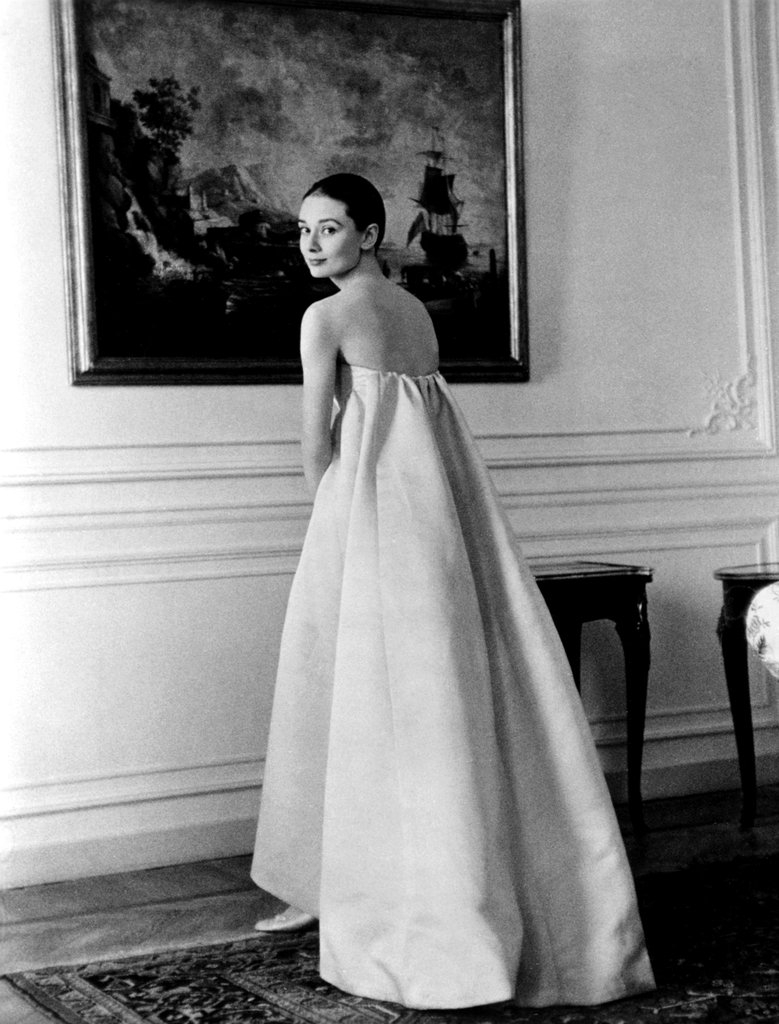 Audrey-Hepburn-Wearing-Givenchy