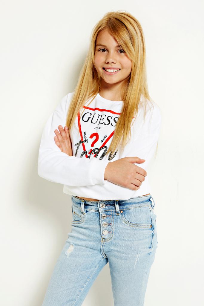 brand new f7a15 2c67a GUESS Kids | La collezione per la primavera estate 2019