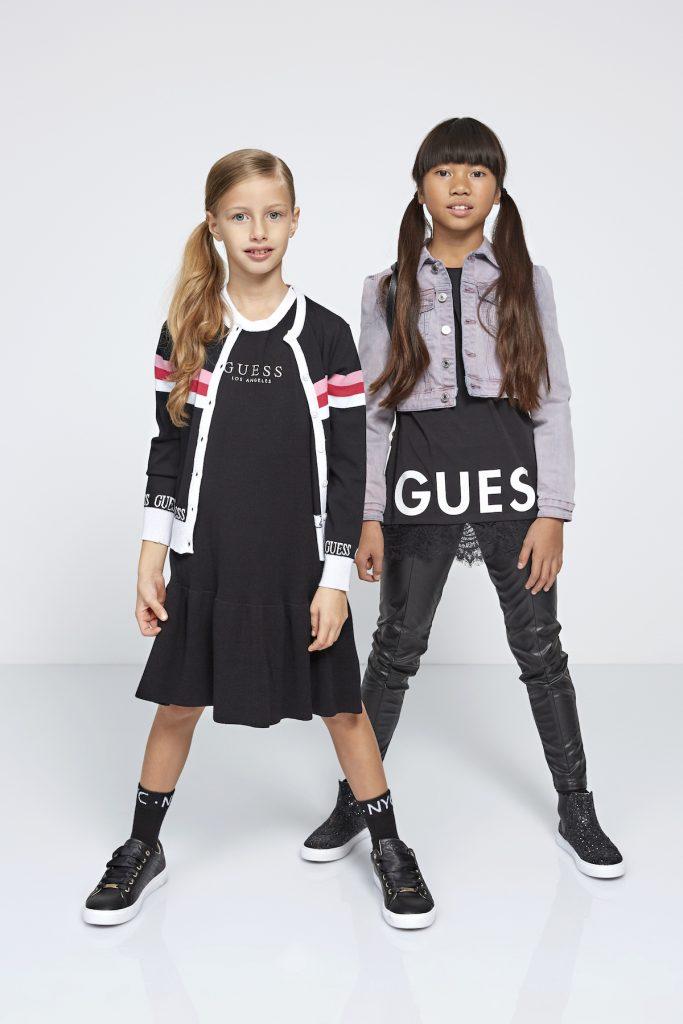 free shipping 493a5 f0d73 Guess Kids a Pitti 88 ecosostenibilità e moda per bimbi ...