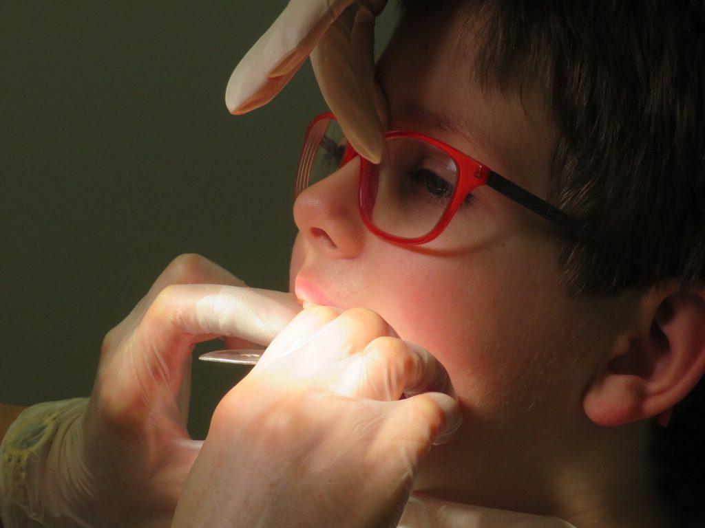 La paura del dentista nei bambini
