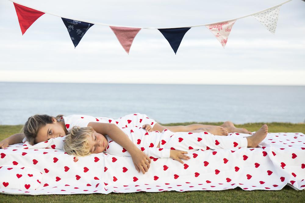 collezione primavera-estate 2021, pigiami